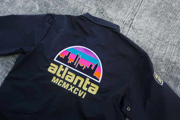 atl1996 Cityscape Coaches Jacket