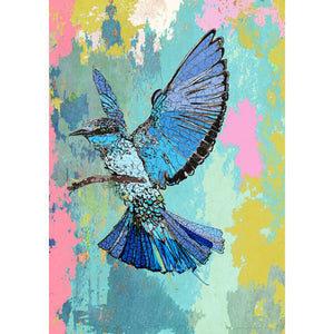 "Signed Print / ""The Bluebird Signed Print"""