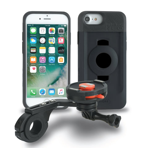 Tigra Sport FitClic Neo iPhone 6/6s/7/8 (Forward Mount) Bike Case Kits