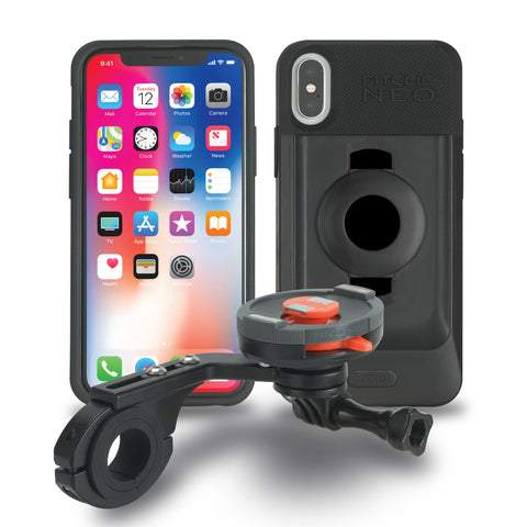 Tigra Sport FitClic Neo iPhone X/XS/XS Max (Forward Mount) Bike Case Kits