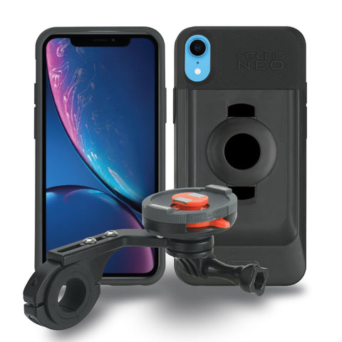 Tigra Sport FitClic Neo iPhone XR (Forward Mount) Bike Case Kits