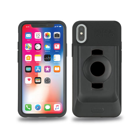 Tigra Sport FitClic Neo iPhone X/XS/XS Max (Handle Bar) Bike Case Kits