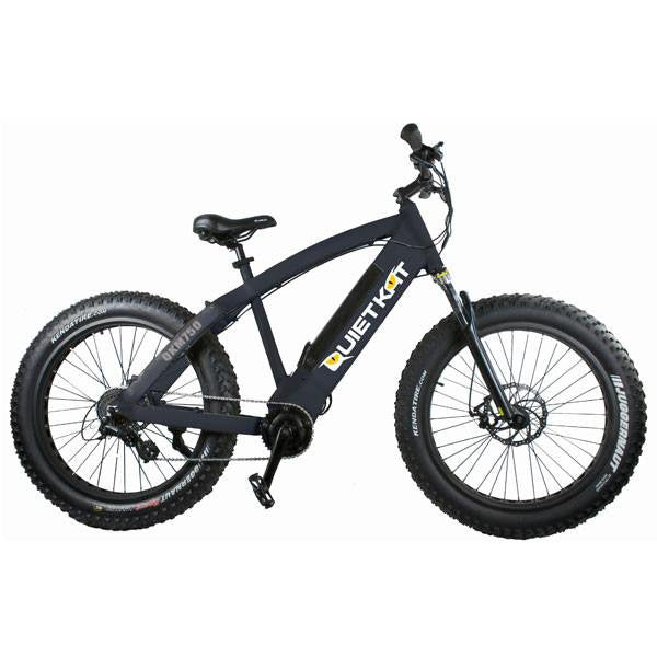 Electric Bike - QuietKat FatKat 750-IC Fat Tire Hunting Electric Bike