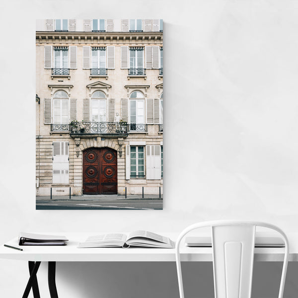 Paris France Architecture Photo Art Print