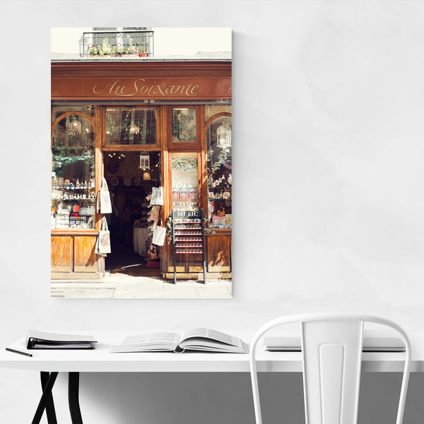 Paris France Street Photography Art Print