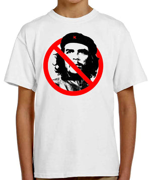 Anti Che Guevara Youth T-Shirt by Libertarian Country
