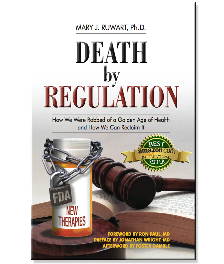 Death by Regulation Paperback Book