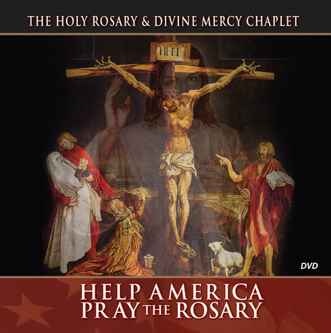 Divine Mercy Rosary DVD