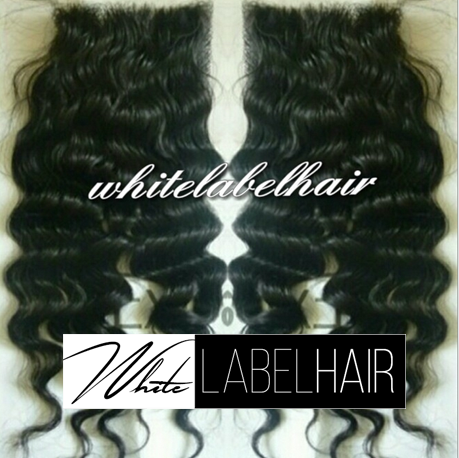 Exotic Wave Lace Closure
