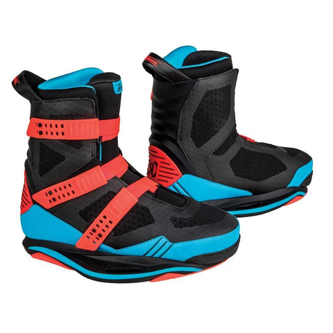2019 Ronix Supreme  - Blue / Caffeinated / Black Boots