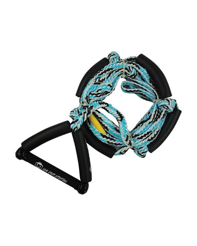 2018 ProWake Dbah Surf Rope - Blue