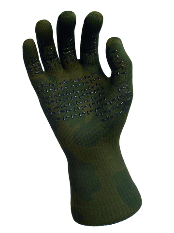 Camouflage Waterproof Gloves