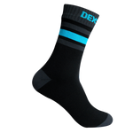 Ultra Dri Sports Socks Aqua Blue (in-cuff seal)