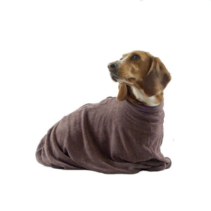 Small 'The Dog Bag' Microfibre Dog Towel suitable for Boston Terrier, Cocker Spaniel and many more