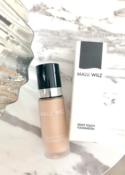 Malu Wilz Velvet Touch Foundation No. 03