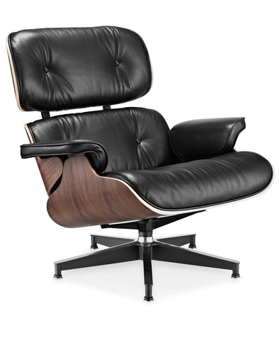 Charles Eames Lounge Chair | Leather