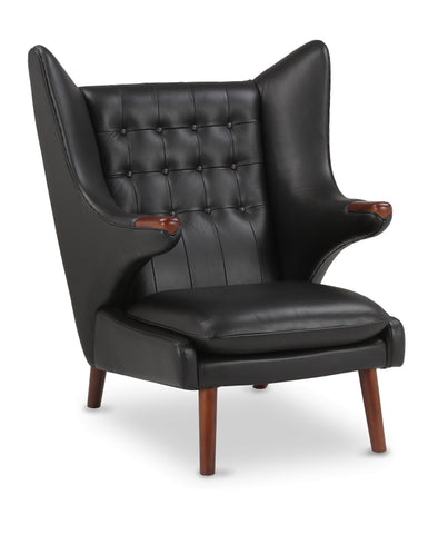 Papa Bear Chair | Classic Leather