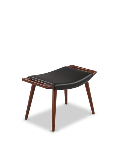 Papa Bear Stool | Classic Leather