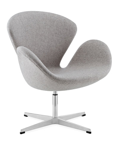 Swan Chair | New Zealand Cashmere