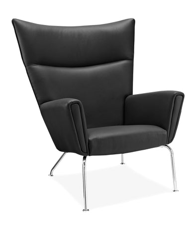 Wing Chair | Classic Leather