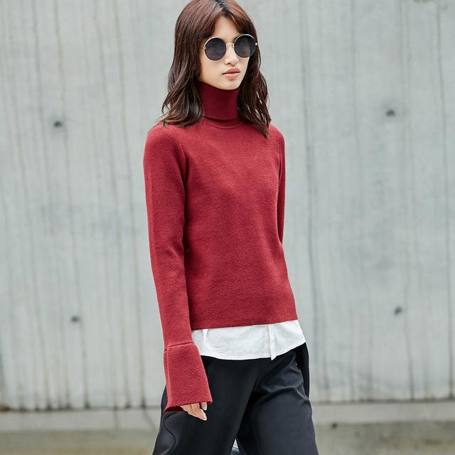 OOTD #78 Cozy & Chic Sa Isang Turtleneck