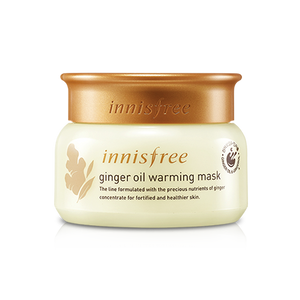 INNISFREE GINGER OIL WARMING MASK - impaviid