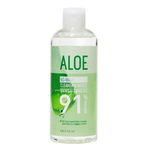 ARITAUM ALOE NO-WASH SCHOON WATER 91% - IMPAVIÏD