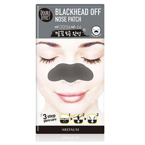 ARITAUM BLACKHEADS OFF NOSE PATCH - IMPAVIID