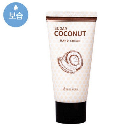 APRIL SKIN SUGAR COCONUT HAND CREAM - IMPAVIID
