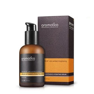 AROMATICA ARGAN INTENSIVE HYDRATING SERUM 50ML - IMPAVIID