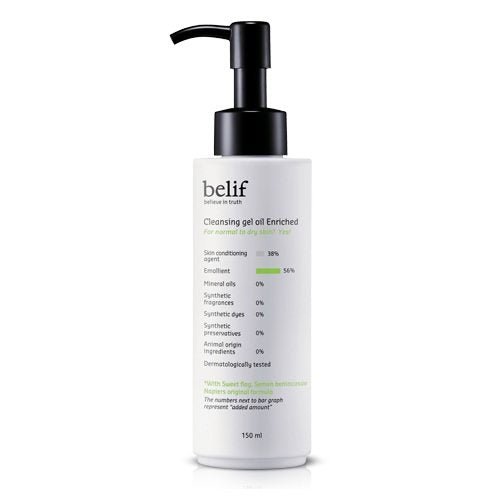 BELIF CLEANSING GEL OIL ENRICHED 150ML - IMPAVIID