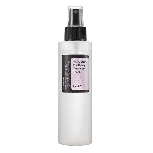 COSRX AHA / BHA CLARIFYING TREATMENT TONER - IMPAVIID