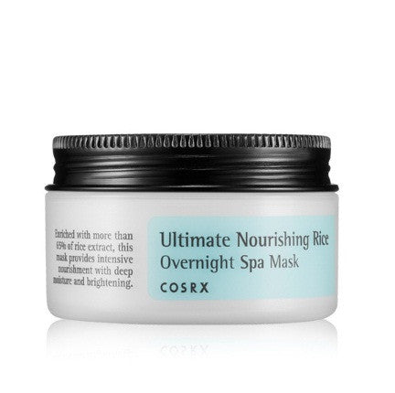 COSRX ULTIMATE NOURISHING RICE OVERNIGHT SPA - impaviidi