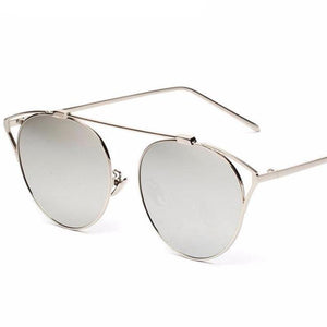 CAT EYE SUNGLASSESS ANTI UV RAYS 6 VÄRIT - IMPAVIID