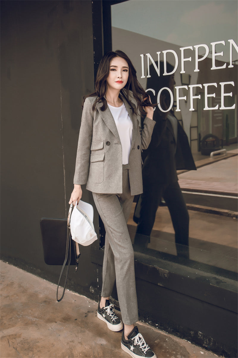CASUAL 2 PIECE SUIT - IMPAVIID