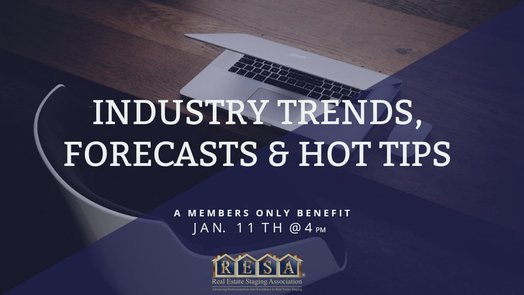 Industry Trends, Forecasts and Hot Tips With Audra Slinkey