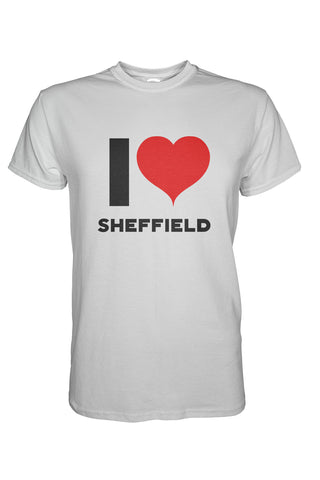 I Heart Sheffield T-Shirt