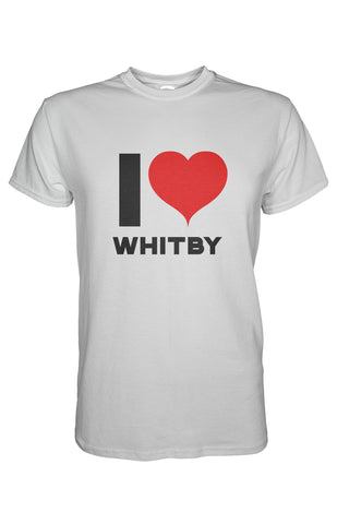 I Heart Whitby T-Shirt
