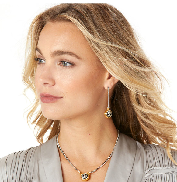 Brighton Ferrara Post Drop Earrings JA5462