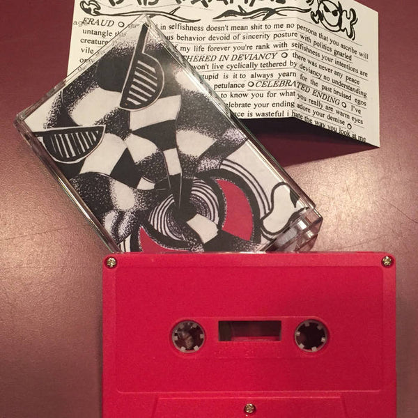 "Bad Example ""Tethered In Deviancy"" Cassette"