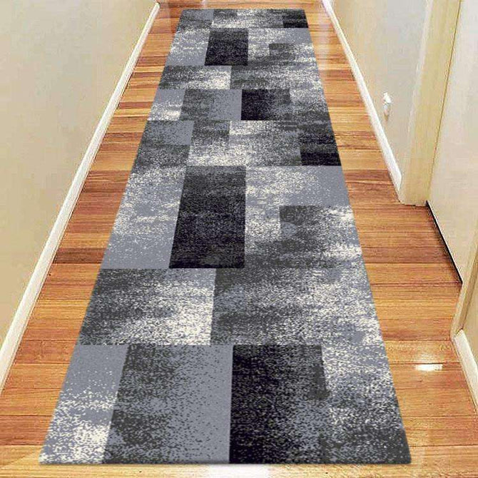 Icon Modern Collection 444 Grey Runner Rug, [cheapest rugs online], [au rugs], [rugs australia]