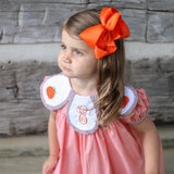 Piper Pumpkin Petal Dress