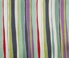 Printed Cotton: Meadow Stripe by Beth Studley