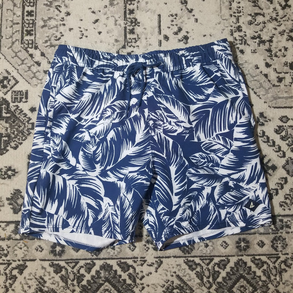 Sperry Topsider Board Shorts (Navy/White)