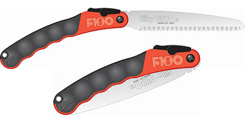 Silky Folding Saw F180 Large Teeth