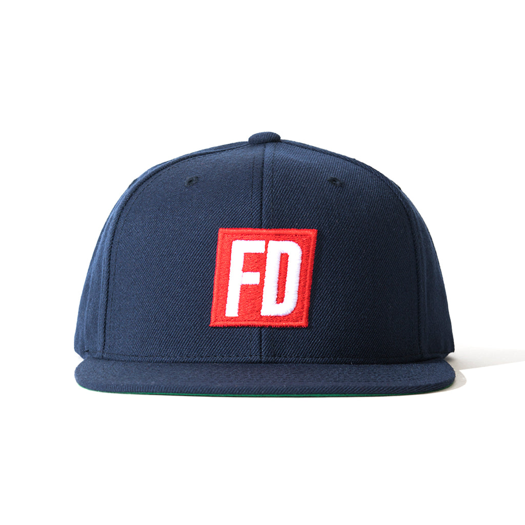 FD Navy Blue Hat