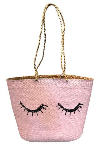Beauty Eyes Large Tote