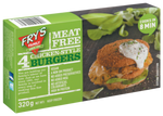 Fry's Chicken Style Burgers 320g - Vegan Pantry Brisbane