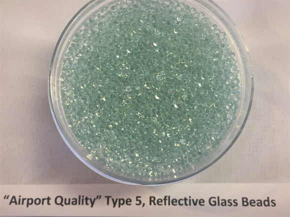 Airport Quality Reflective Glass Beads