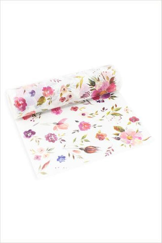 Floral Flurries Washi Tape